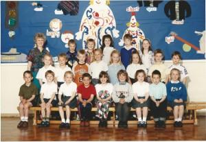 Class photo 1991